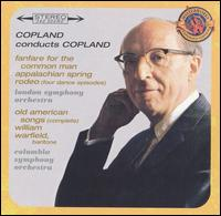 Copland Conducts Copland [Bonus Tracks] - William Warfield (baritone); Aaron Copland (conductor)