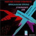 Copland: Piano Concerto; Appalachian Spring; Symphonic Ode