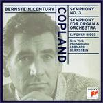 Copland: Symphony No. 3; Symphony for Organ and Orchestra