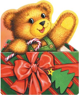 Corduroy's Merry Christmas Shaped Board Book - Freeman, Don, and McCue, Lisa (Illustrator)