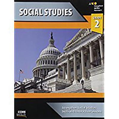 Core Skills Social Studies Workbook Grade 2 - Houghton Mifflin Harcourt