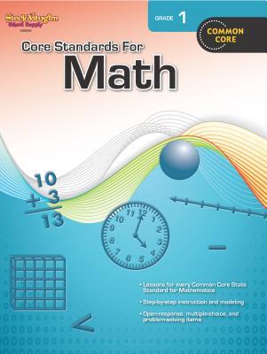 Core Standards for Math Grade 1 - Steck-Vaughn Company (Creator)