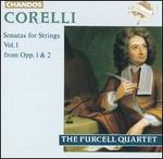 Corelli: Sonatas for Strings, Vol. 1