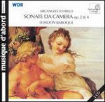 Corelli: Sonate da Camera, Opp. 2 & 4