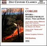 Corghi: Divara - Wasser und Blut