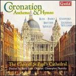 Coronation Anthems & Hymns - Barry Rose (organ); Christopher Dearnley (organ); Ian Thompson (tenor); John York Skinner (counter tenor);...