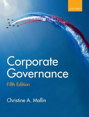 Corporate Governance - Mallin, Christine