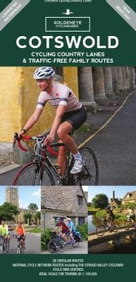 Cotswold Cycling Country Lanes & Traffic-Free Family Routes - Trelawney, Bill (Editor)
