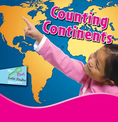 Counting the Continents - Mitten, Ellen K