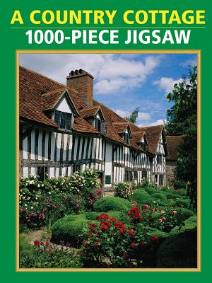 Country Cottage - Jigsaw - Peony Press