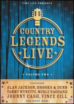 Country Legends Live, Vol. 2