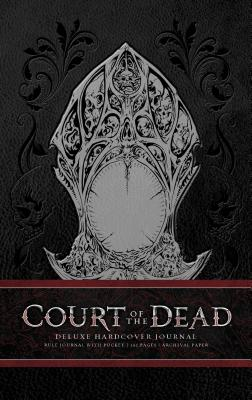 Court of the Dead Hardcover Ruled Journal - Murray, Jacob