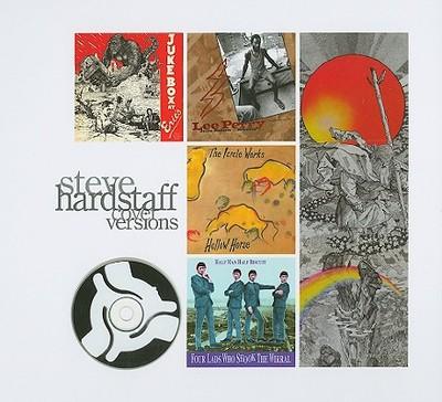 Cover Versions: The Album Art of Steve Hardstaff - Hardstaff, Steve