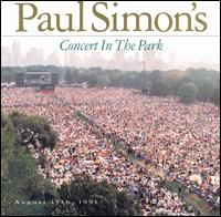 Concert in the Park - Paul Simon