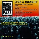 Back Stage Pass (Live & Rockin')