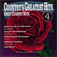 Country's Greatest Hits, Vol. 4: Sweet Country Rock - Various Artists