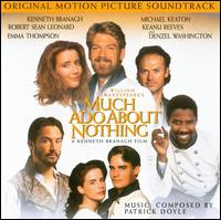 Much Ado about Nothing [Original Motion Picture Soundtrack] - Patrick Doyle