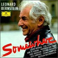 Somewhere: The Leonard Bernstein Album - Various Artists
