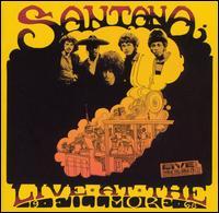 Live at the Fillmore 1968 - Santana