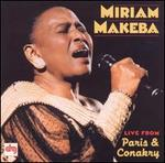 Live from Paris and Conakry - Miriam Makeba