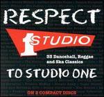 Respect to Studio One