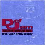 Def Jam Music Group Tenth Year Anniversary Box Set