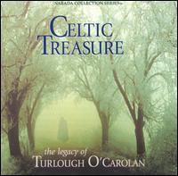 Celtic Treasure: The Legacy of Turlough O'Carolan - Various Artists