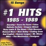 #1 Hits 1985-1989
