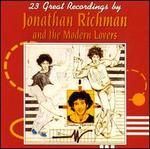 23 Great Recordings by Jonathan Richman ...
