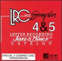 LRC Jazz Sampler, Vols. 4 & 5 - Various Artists