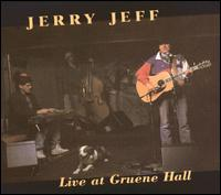 Live from Gruene Hall - Jerry Jeff Walker