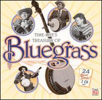 Time-Life's Treasury of Bluegrass - Various Artists