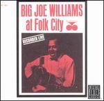 Big Joe Williams at Folk City - Big Joe Williams