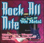Rock All Night: The Best of 80's Metal