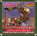 Ultimate Christmas Album, Vol. 3: WOGL 98.1 Philadelphia
