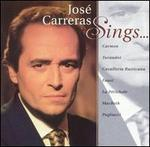 Jos� Carreras Sings...