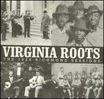 Virginia Roots: The 1929 Richmond Sessions