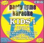 Party Tyme Karaoke-Kids 1 (8+8-Song Cd+G)