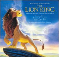 The Lion King [Original Motion Picture Soundtrack] - Hans Zimmer