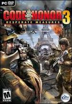 897749002606: Code of Honor 3: Desperate Measures (Used, New, Hard ...