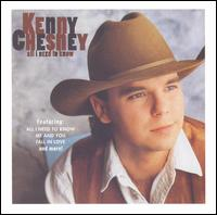 All I Need to Know - Kenny Chesney