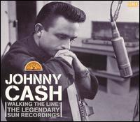 Walking the Line: The Legendary Sun Recordings - Johnny Cash