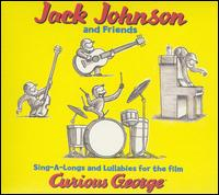 Singalongs and Lullabies for the Film Curious George - Jack Johnson
