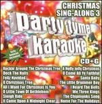 Party Tyme Karaoke: Christmas Sing-Along, Vol. 3