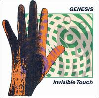 Invisible Touch [CD/DVD] - Genesis