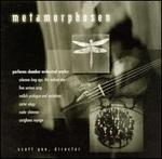 Metamorphosen Performs Chamber Orchestral Works by Coleman, Fine, Zwilich, etc. - Metamorphosen Chamber Orchestra