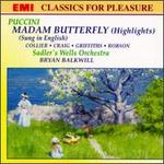 Puccini: Madam Butterfly [Highlights; Sung in  English]