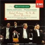 Beethoven-Triple Concerto ~ Choral Fantasy / Perlman, Yo-Yo Ma, Berliner Phil., Barenboim