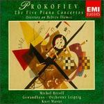 Prokofiev: The Five Piano Concertos; Overture on Hebrew Themes