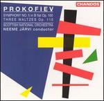 Prokofiev: Symphony No. 5; 3 Waltzes